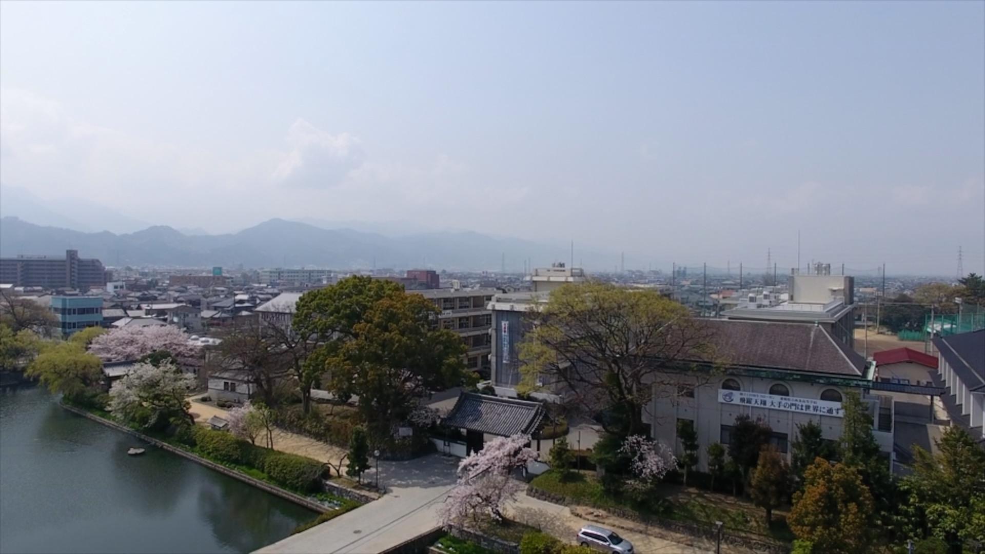 旧西条藩陣屋跡(西条高校)3