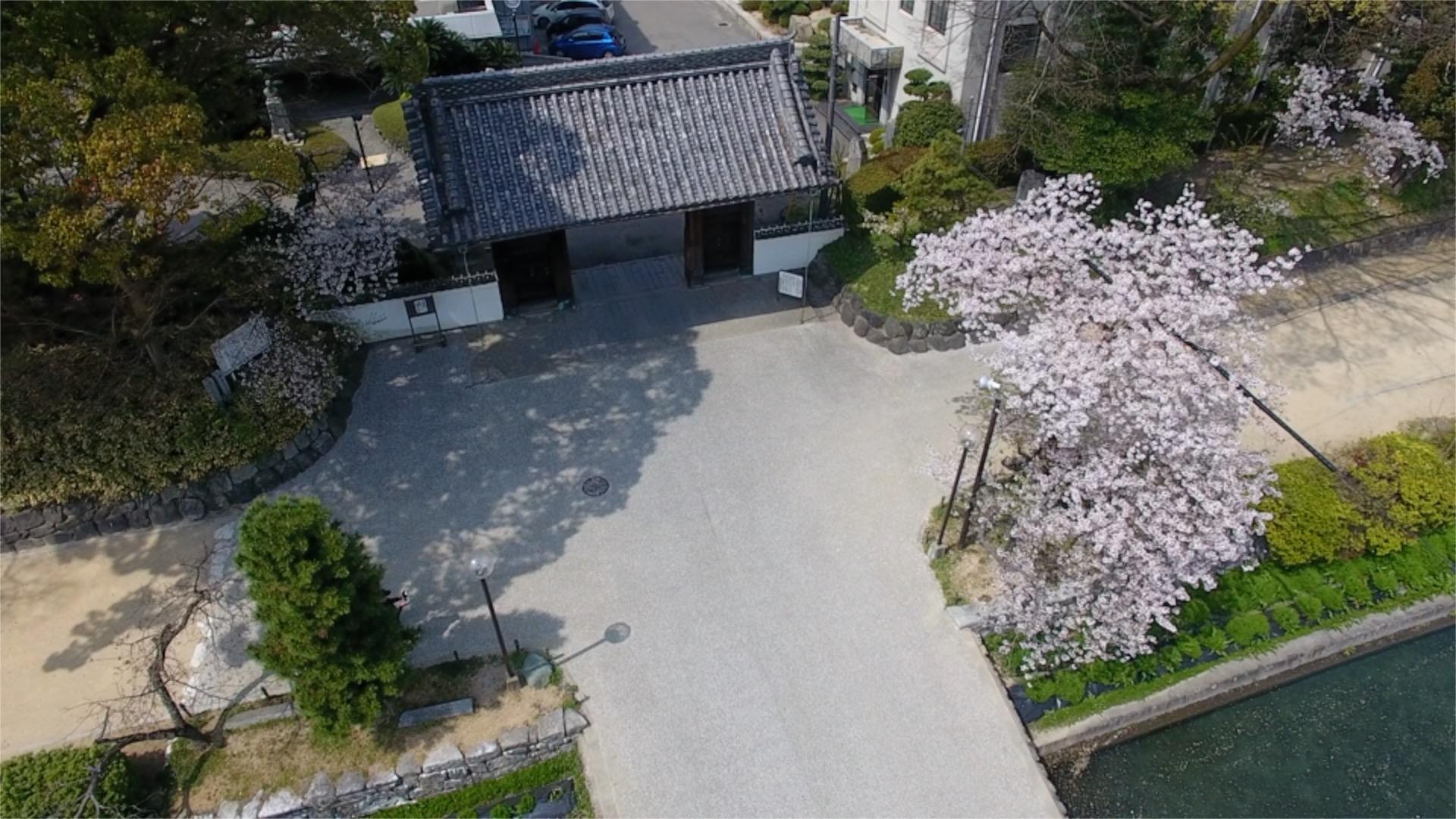 旧西条藩陣屋跡(西条高校)5