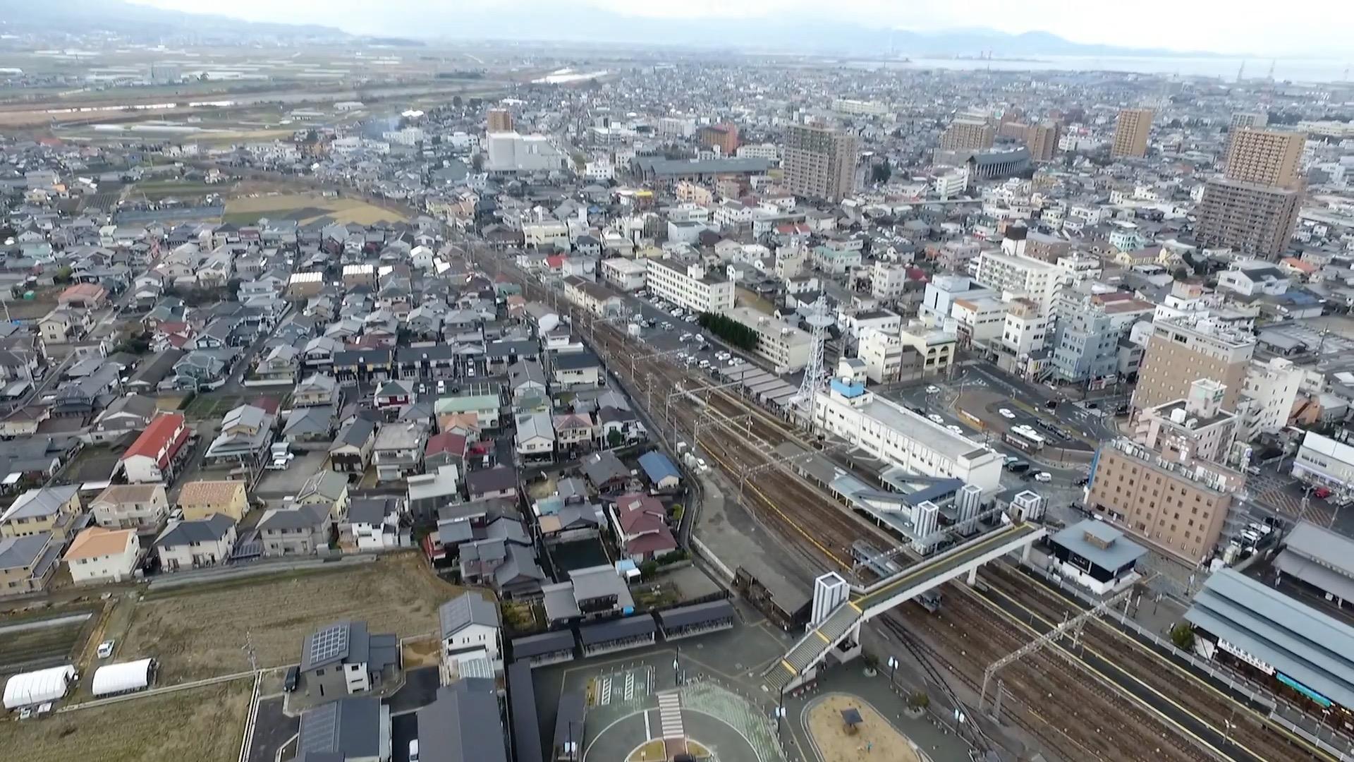 伊予西条駅2