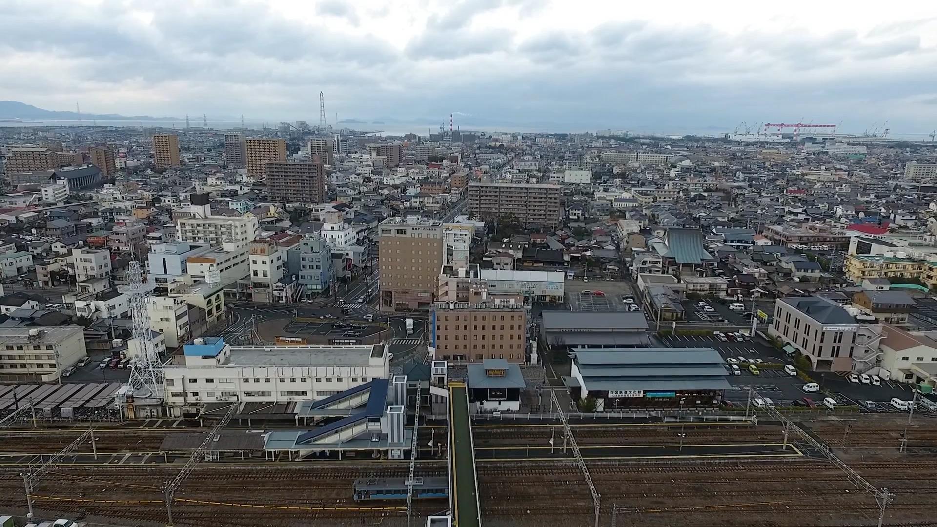 伊予西条駅5