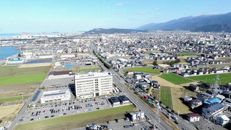 喜多川通り交差点